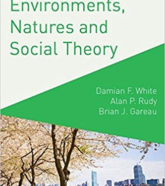 Environments, Natures & Social Theory: book review