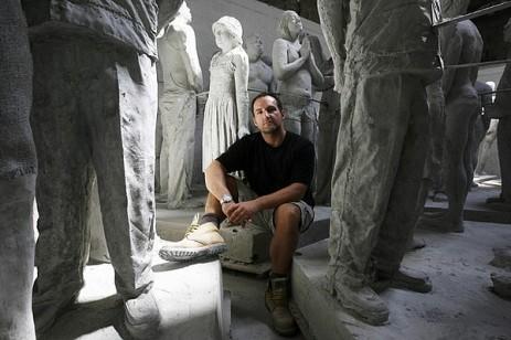 Trust artist profile: Jason deCaires Taylor