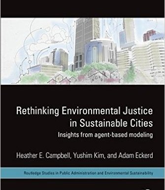 Book Review: Rethinking Environmental Justice in Sustainable Cities