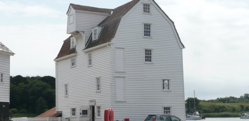 Guest Post: Woodbridge Tide Mill, Suffolk, England — A Real Gravity Machine