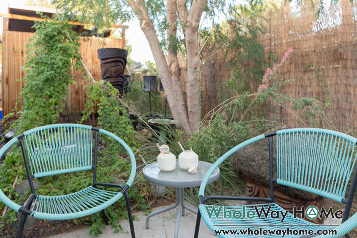 WholeWay Home 3 Indoor Outdoor Living Spaces