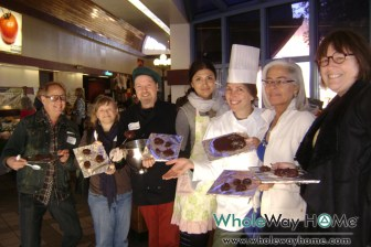 WholeWay Home 4 Raw Chocolate Classes Partnering with local Farmers Market