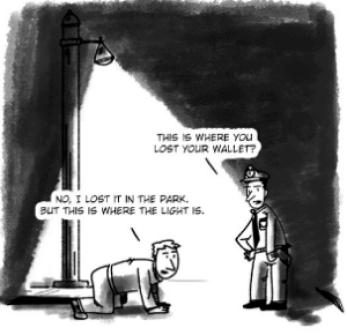 Streetlight Effect Digital Marketing