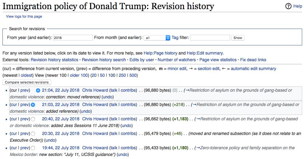 Wikipedia Editors