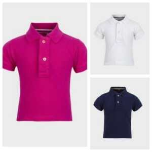Baby Polo Shirt Mix