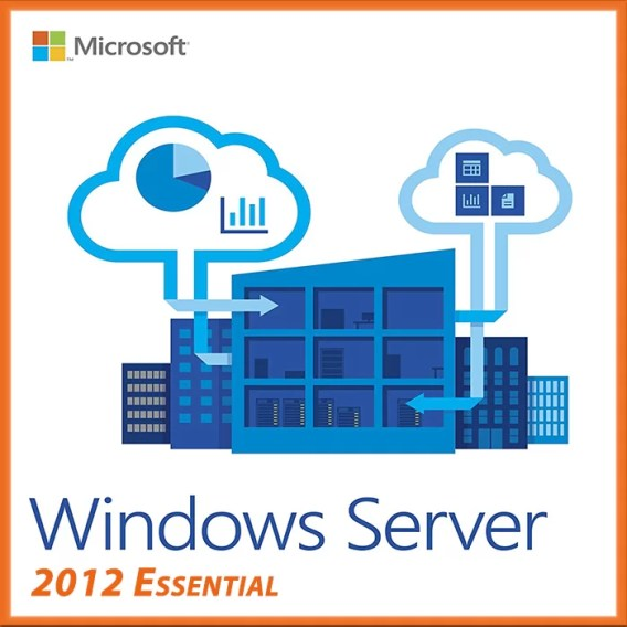 Windows server 2012 Essential