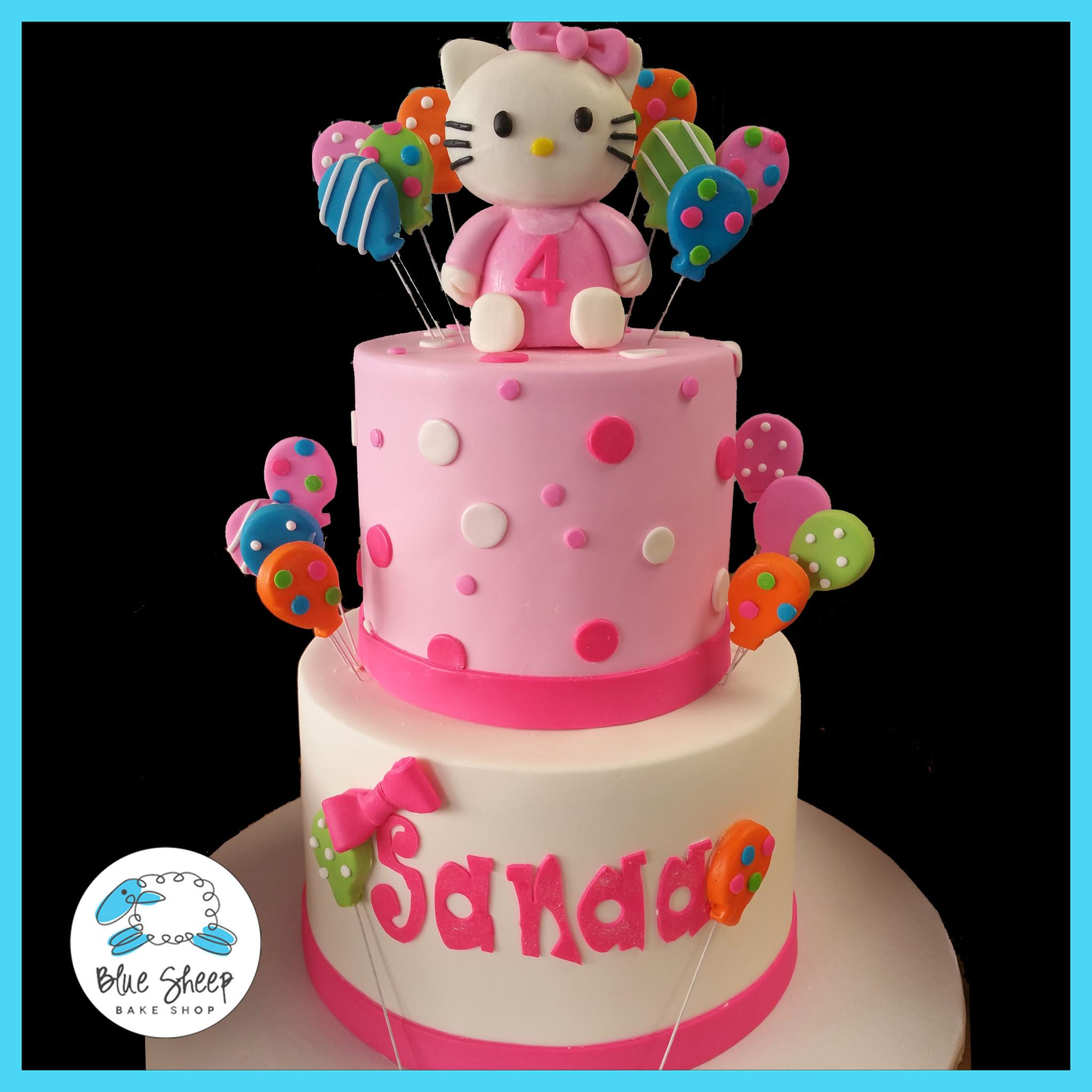 Hello Kitty Birthday Cakes Philippines