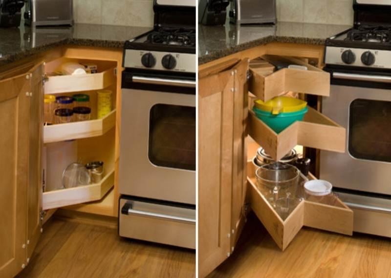 Kitchen Cabinet Organization Accessories Kitchen