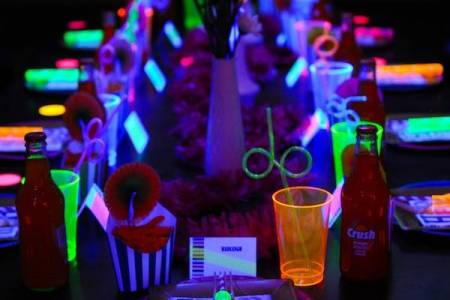 18th Birthday Party For Boys Th Decorations
