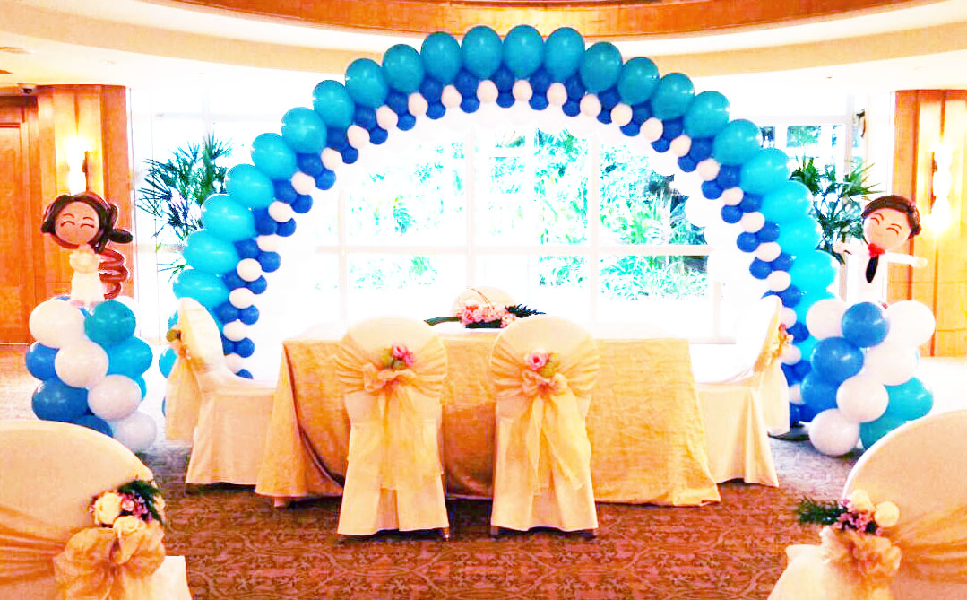 Baptism Party Ideas At Home