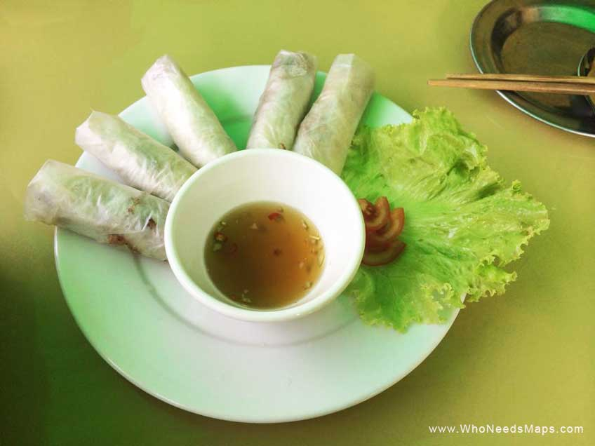 Best Southeast Asian Food - spring rolls