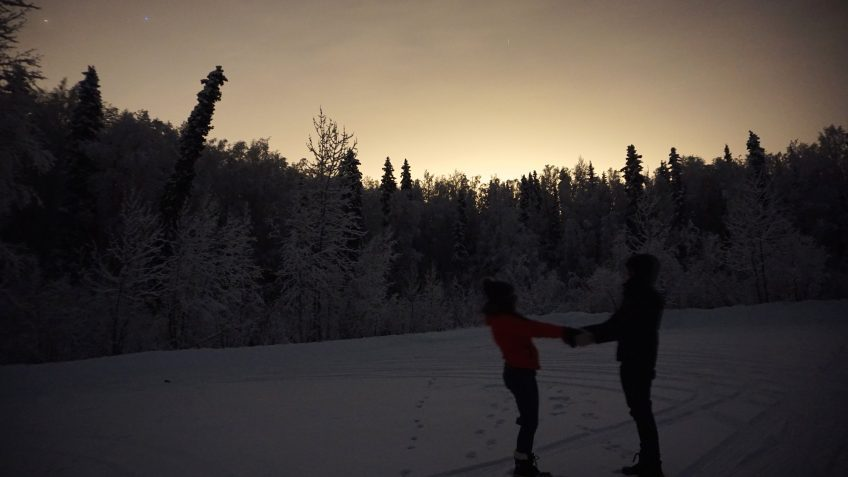 Northern Lights Anchorage Forecast