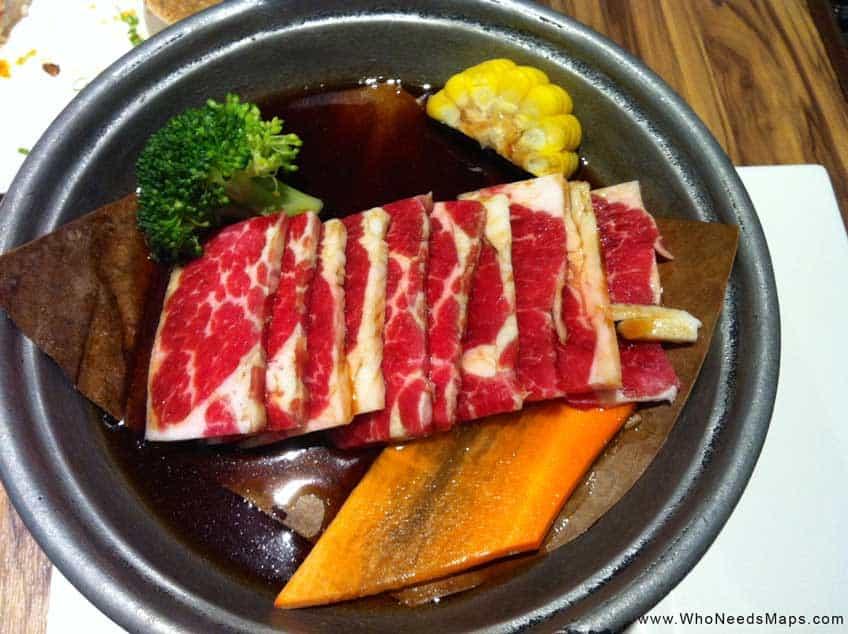 Best Southeast Asian Food - shabu shabu