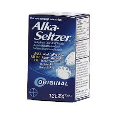 alka-seltzer