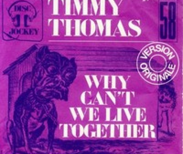 Why Cant We Live Together By Timmy Thomas Samples Covers And Remixes Whosampled