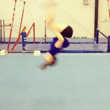 WestSide Gymnastics Tuck Photo