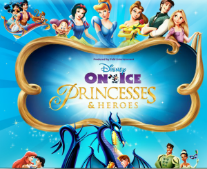 disney on ice princess and heroes review