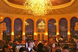 be our guest restaurant fantasyland