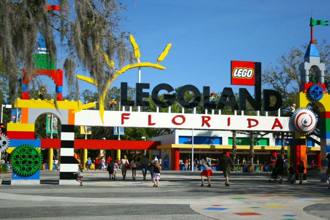 Things to do at Legoland Florida when you're Seven
