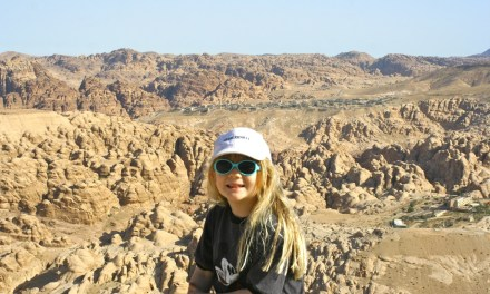 Things to do in Jordan when you're Seven