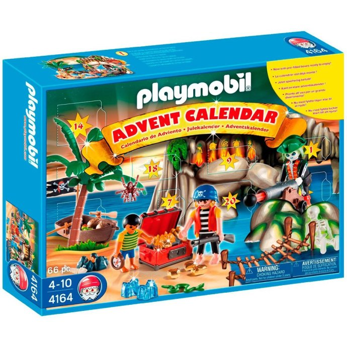 playmobil pirate advent calendar