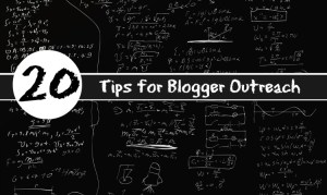 20 tips for blog outreach