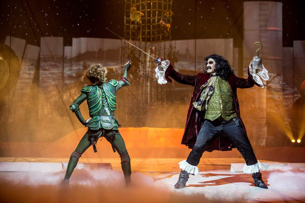 Review: Peter Pan Never Ending Story - Who's the Mummy?