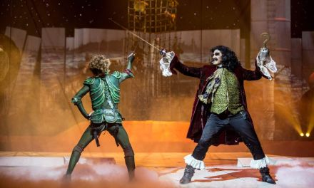 Review: Peter Pan Never Ending Story