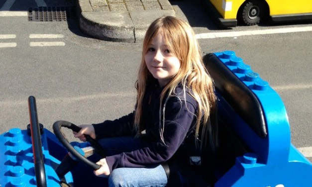 Things to do at Legoland Windsor when you're Eight