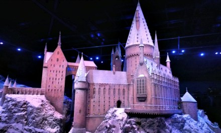 Hogwarts in the Snow: the Warner Bros Studio Tour
