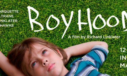 What Boyhood reminded me about Parenting