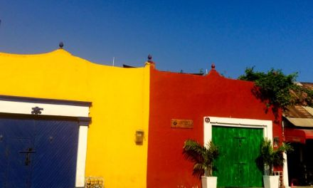 Colombia: Exploring Cartagena's Old City
