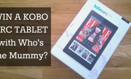 Win a Kobo eReader for your Book Confession