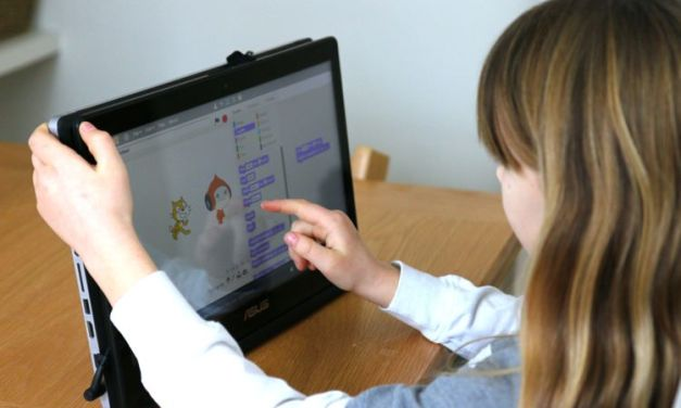 Review: The ASUS TP550LA (and tips on laptop safety for kids)