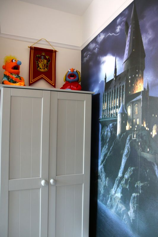 Flea S Harry Potter Bedroom Makeover Who S The Mummy
