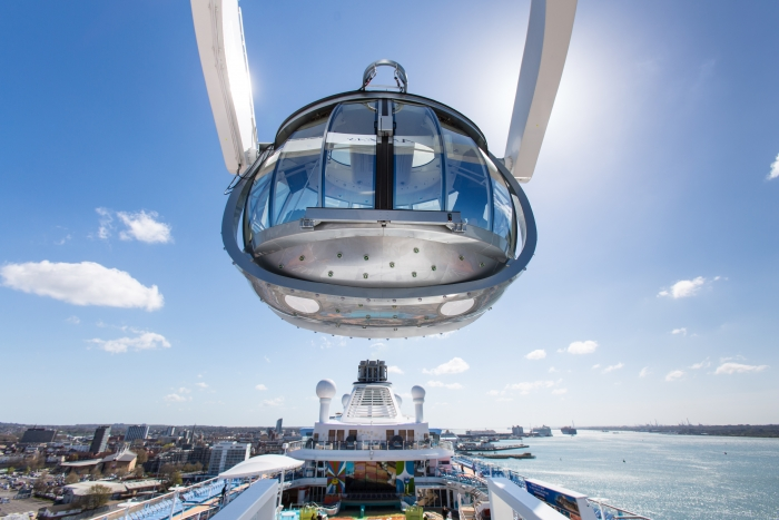 An Anthem of the Seas Adventure