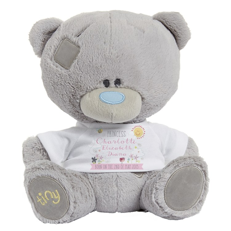 Final Tatty Teddy with name