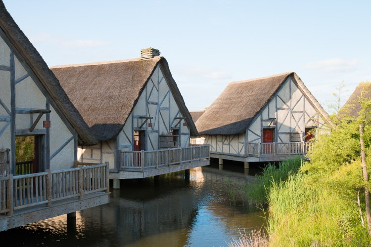 Puy du Fou accommodation