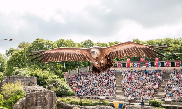 A Weekend at Puy du Fou, France