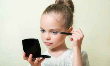 What's the right age to wear make-up?