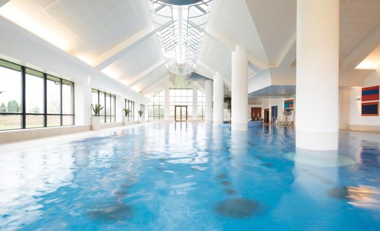 champneys springs pool