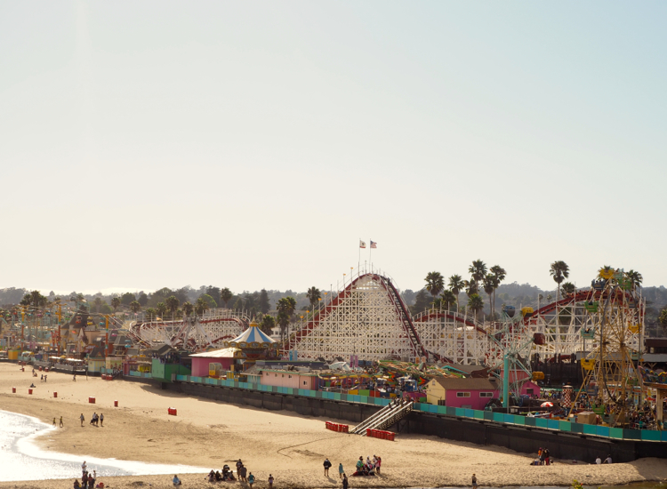 California Road Trip: Santa Cruz