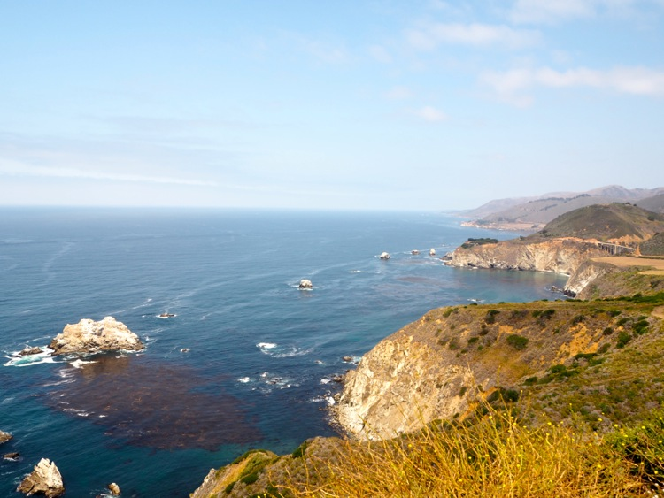 Highway One California Road Trip