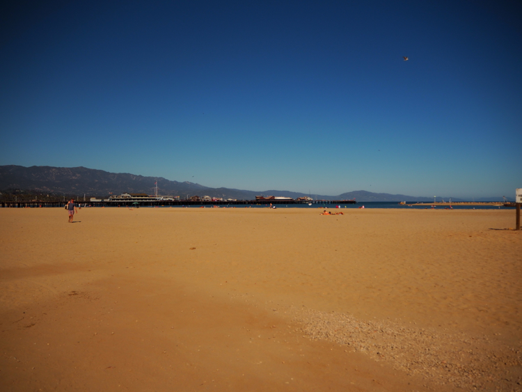 Santa Barbara Main beach