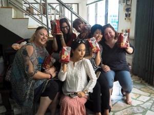 sally whittle in thailand