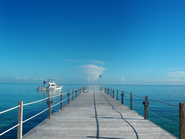 dock at Ocho Rios Beaches