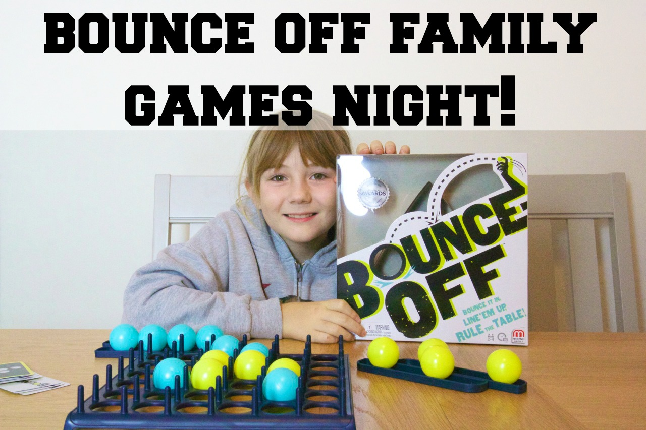 Review: Bounce Off