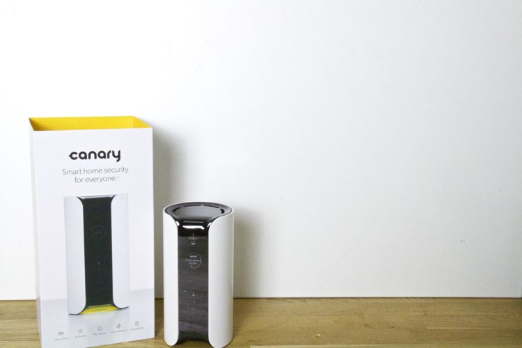 canary wireless security review