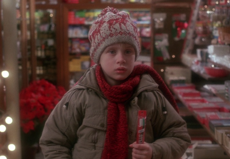 home alone christmas movie