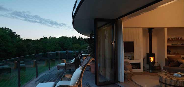 chewton glen treehouse luxury
